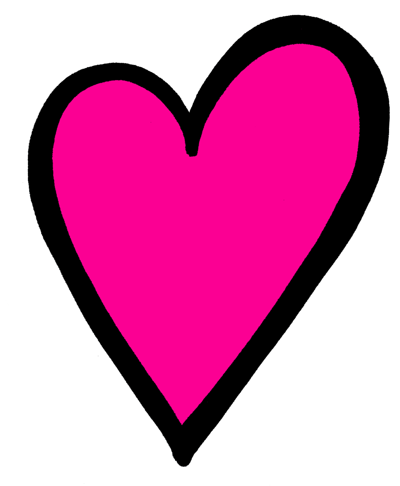Download hot heart transparent. Pink hearts png