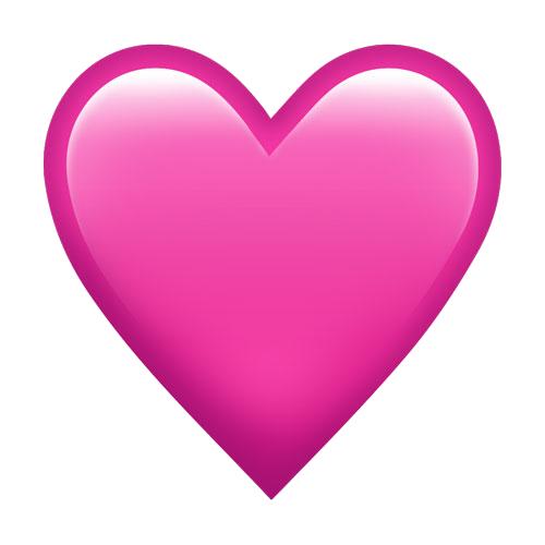 Emoji broken heart love. Pink hearts png