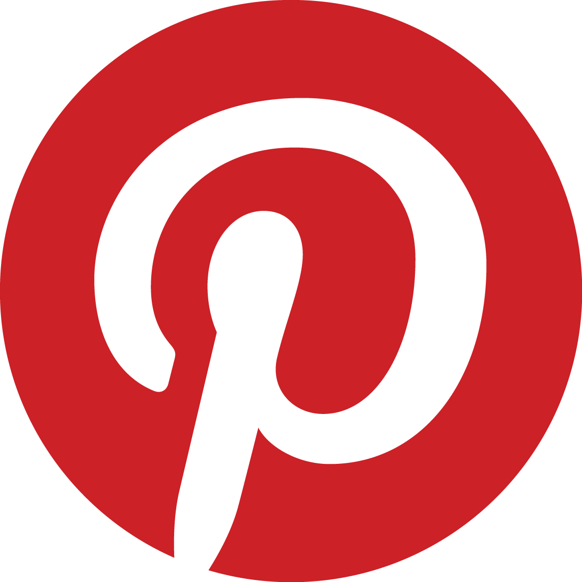 Pinterest icon png.  for free download
