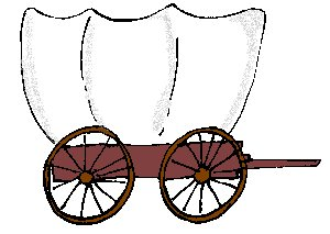 Wagon clipart pioneer days. Free cliparts download clip