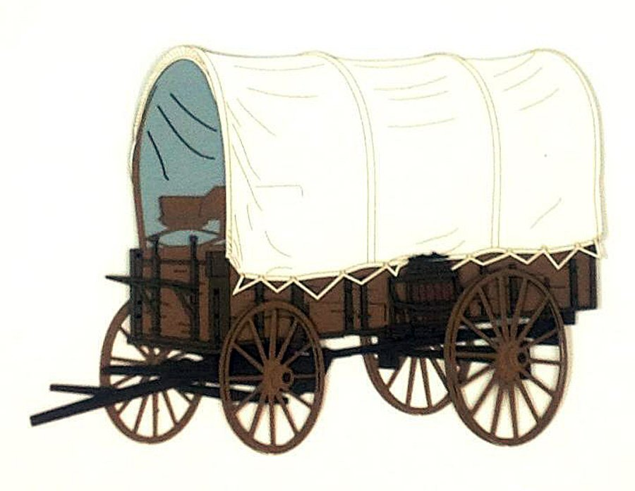 Wagon clipart border. Free covered cliparts download