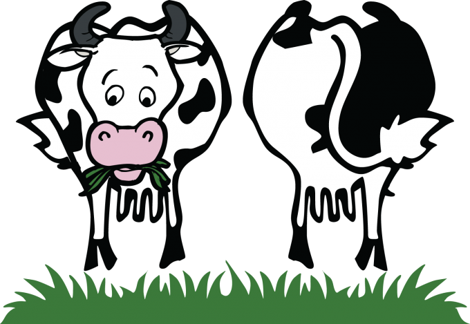 Pioneer clipart cow. What s the difference