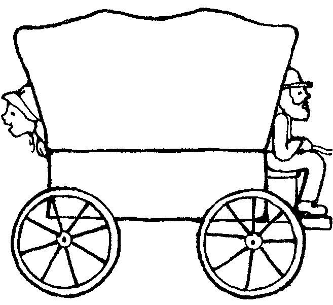 Free covered cliparts download. Wagon clipart drawing
