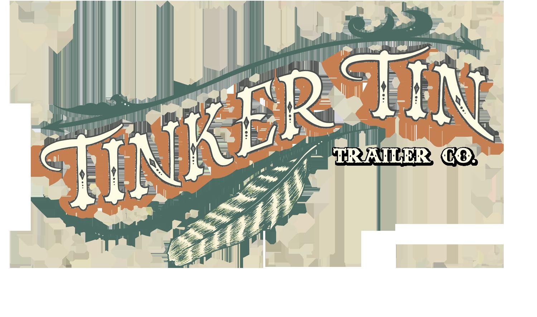 Blog tinker tin trailer. Pioneer clipart trail tear