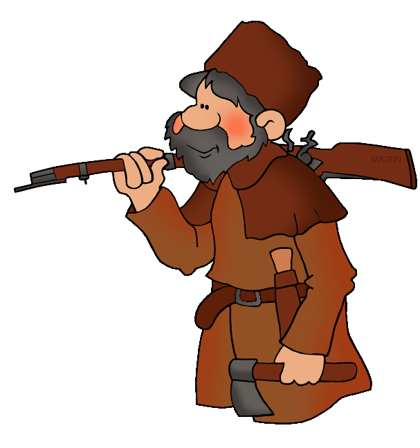 Pioneer trapper