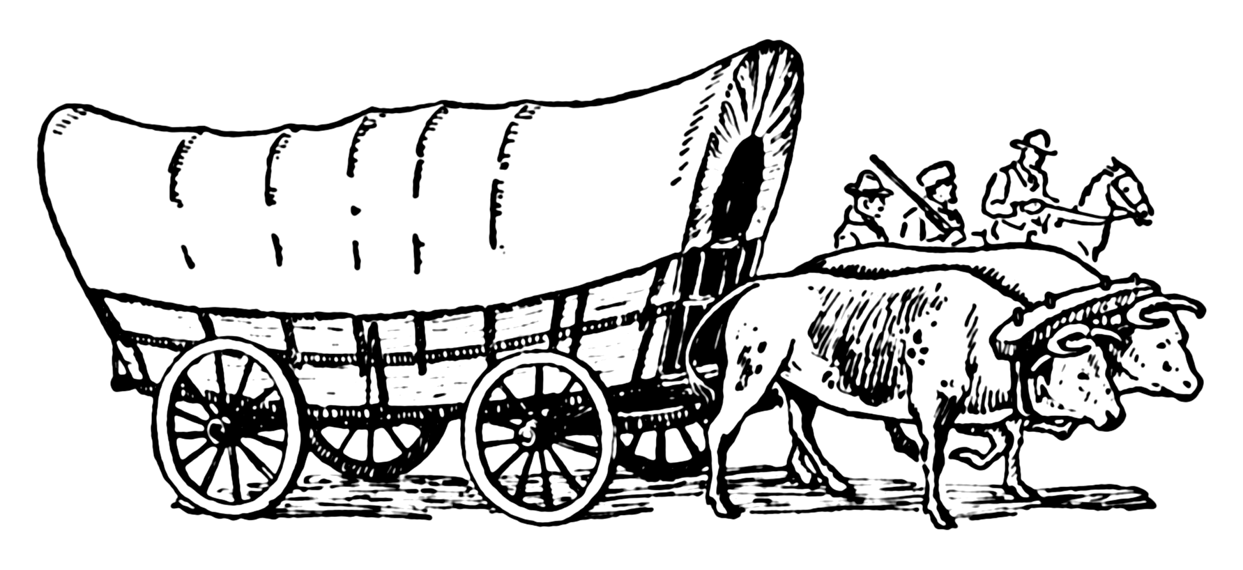 Wagon clipart western wagon. Free cliparts download clip