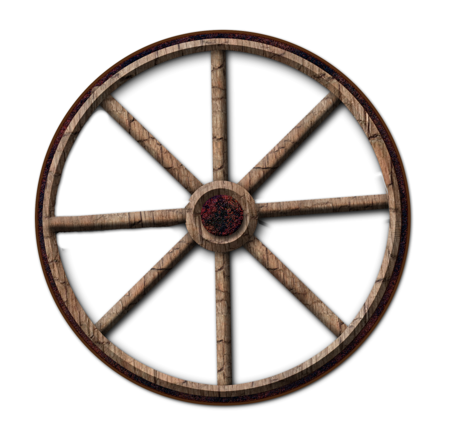 Wagon buy the knoxville. Wheel clipart wooden wheel