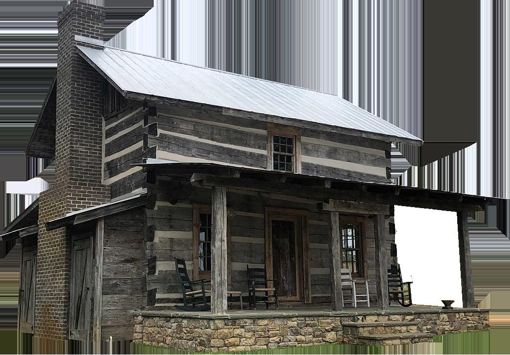 Home barnwood living camden. Pioneer clipart wood house