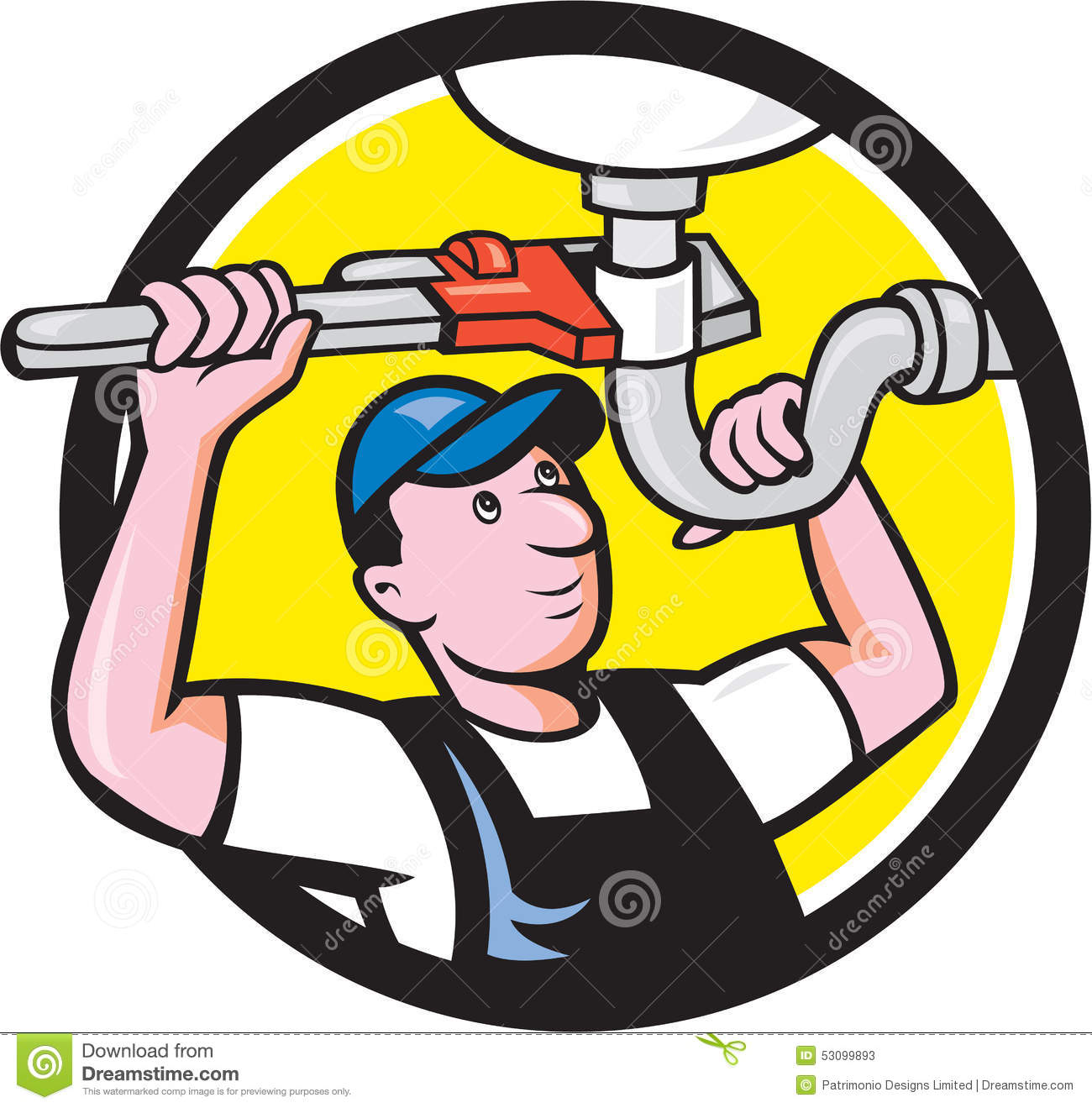 Plumber free download best. Pipe clipart animated
