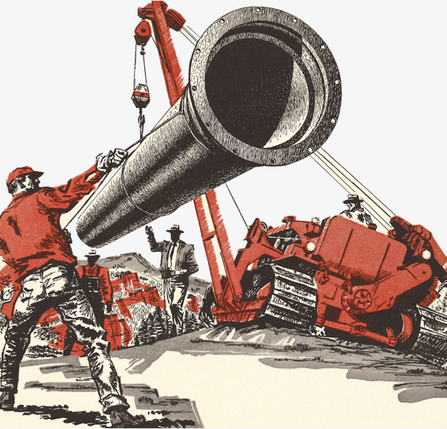 Download free png workers. Pipe clipart construction