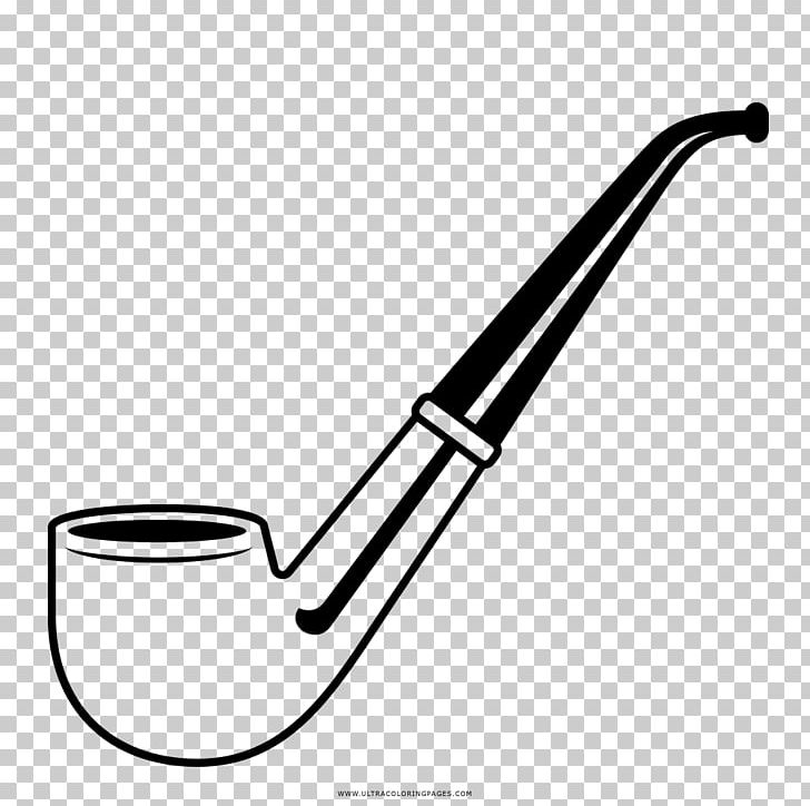Drawing coloring book png. Pipe clipart tobacco pipe