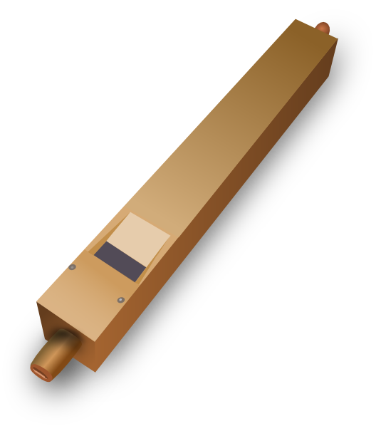 Pipe vector