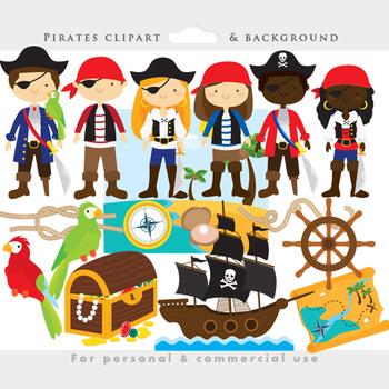 Pirates clipart. Pirate clip art eyepatch