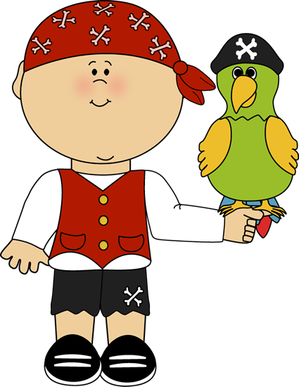 Pirate clip art images. Pirates clipart