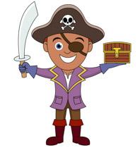 Free pirates clip art. Pirate clipart