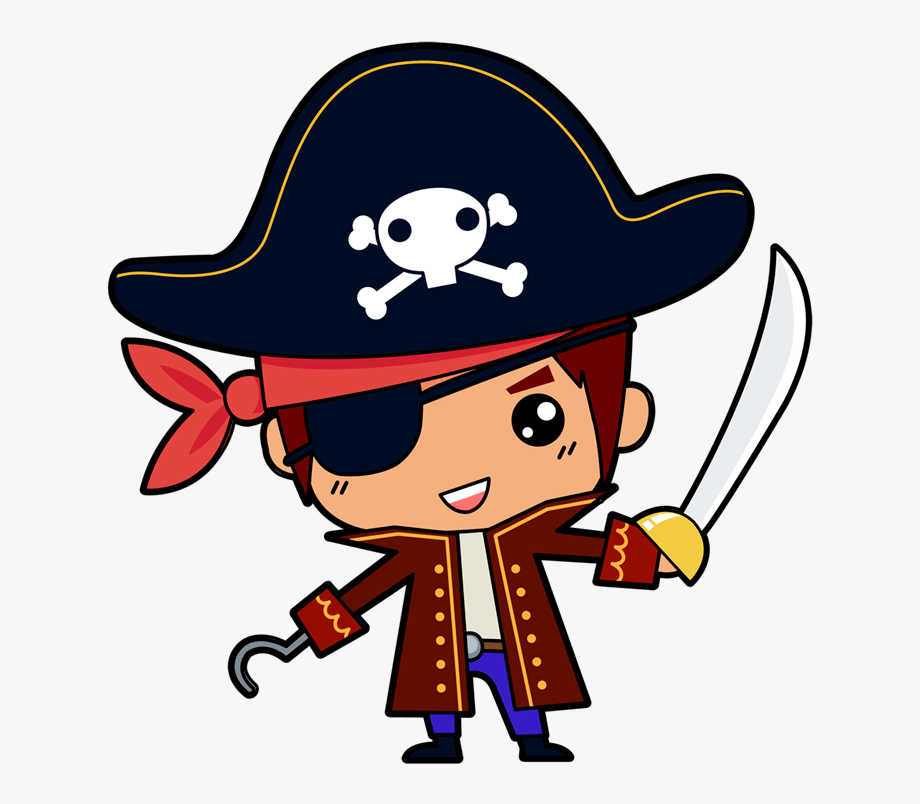 Baby pirate png free. Pirates clipart