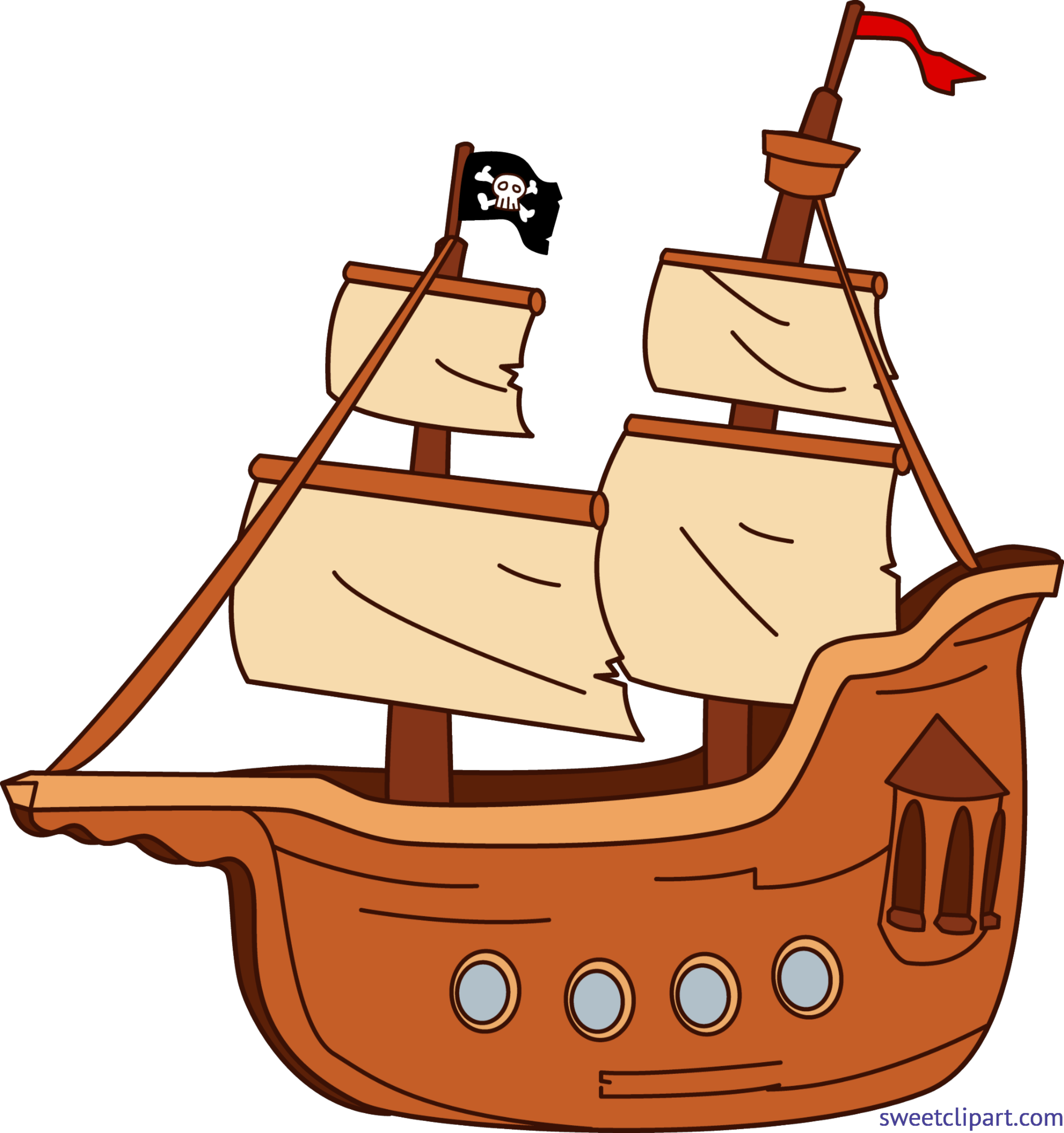 Pirate ship images clip. Pirates clipart classroom