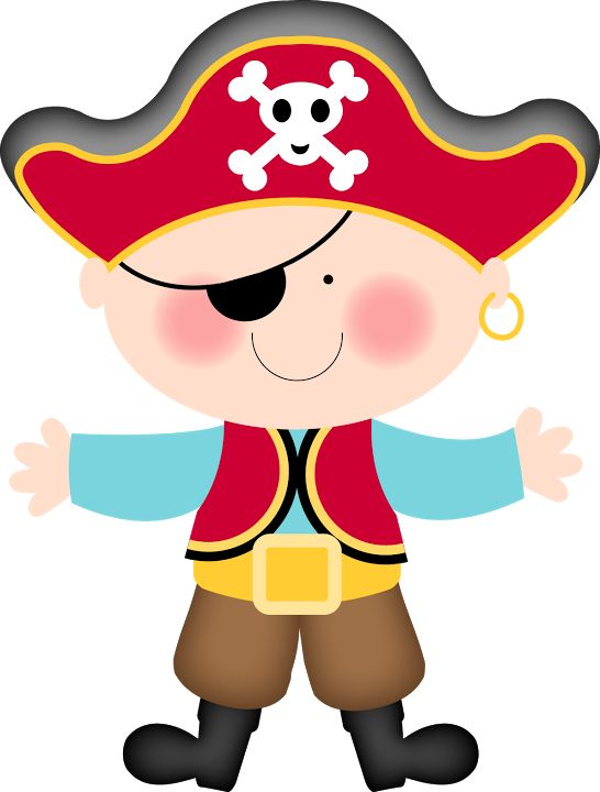Cute pirate free download. Pirates clipart tool