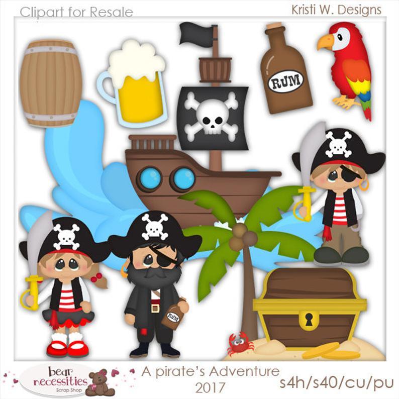 Pirates clipart classroom. Pirate teacher kids learning