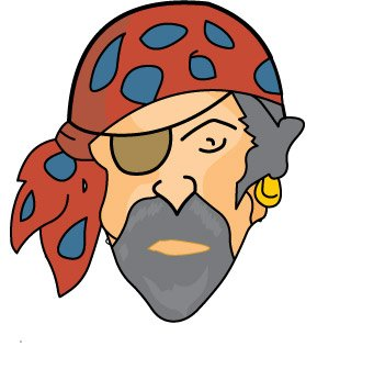 Pics free download best. Pirate clipart face