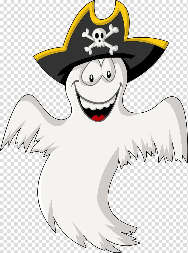 Pirate clipart ghost. Piracy white transparent background