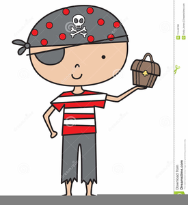Pirate clipart little boy. Free images at clker