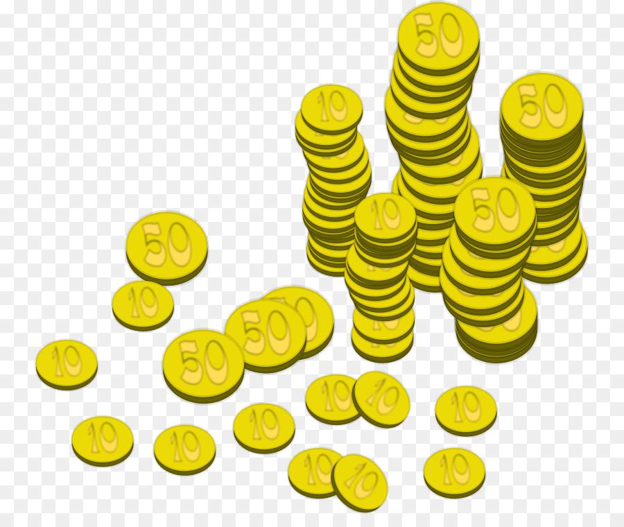 Pirate clipart money. Cartoon coin transparent clip
