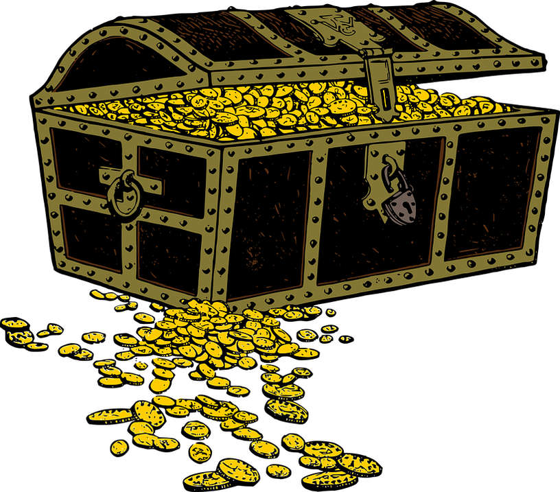 Custos for ebooks will. Pirate clipart money