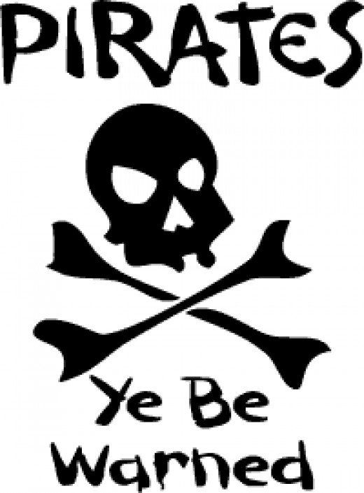 Image result for classroom. Pirate clipart sign