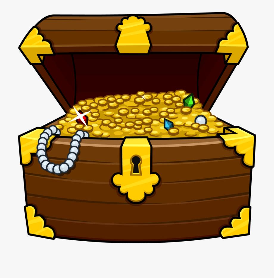 Chest clip clipartix pirate. Treasure clipart chestclip art