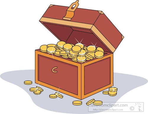 Treasure clipart money. Free pirates clip art