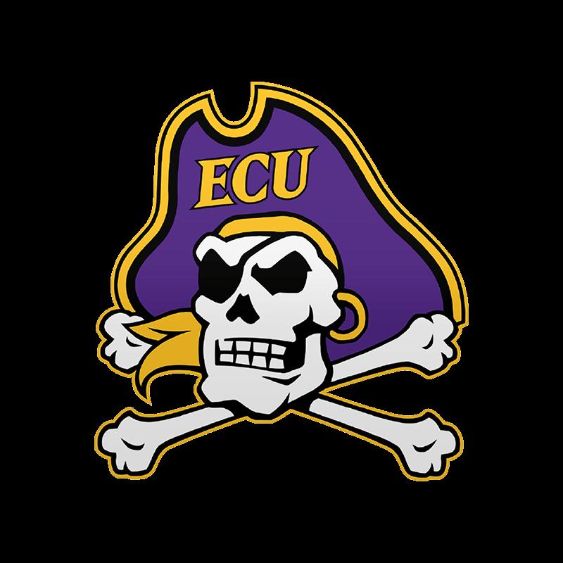 Pirates clipart basketball. Ecu football