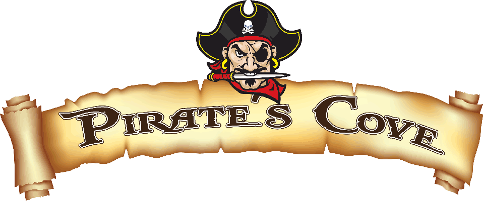 Pirates clipart beach. Pirate s cove south
