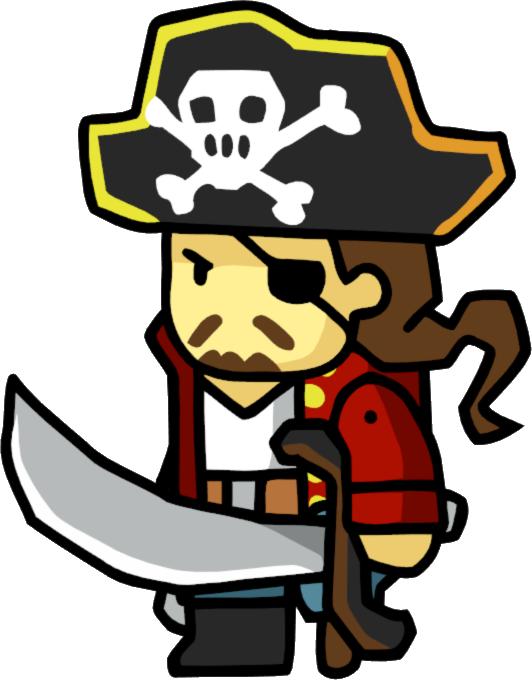 Pirates clipart female pirate. Scribblenauts wiki fandom powered