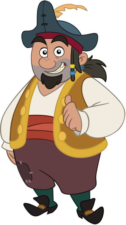 Pirates clipart preschool. Jake and the neverland