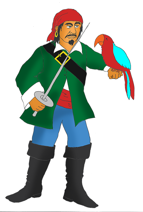 Pirate clip art angry. Pirates clipart sign