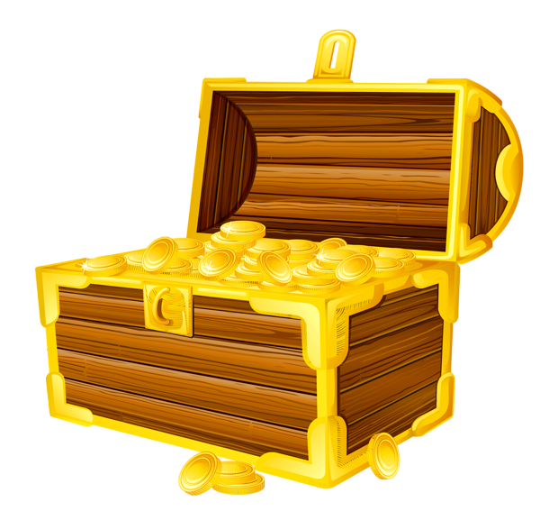Treasure clipart cute. Gallery recent updates