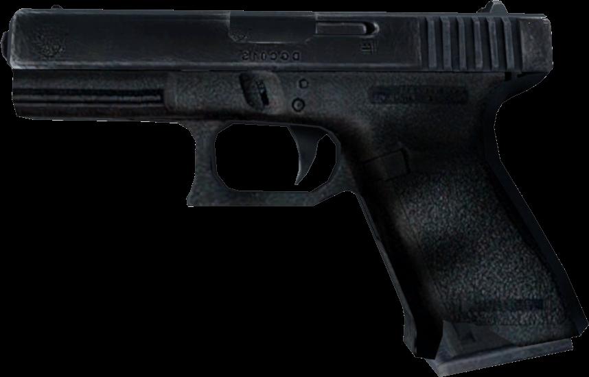 Pistol gun belt