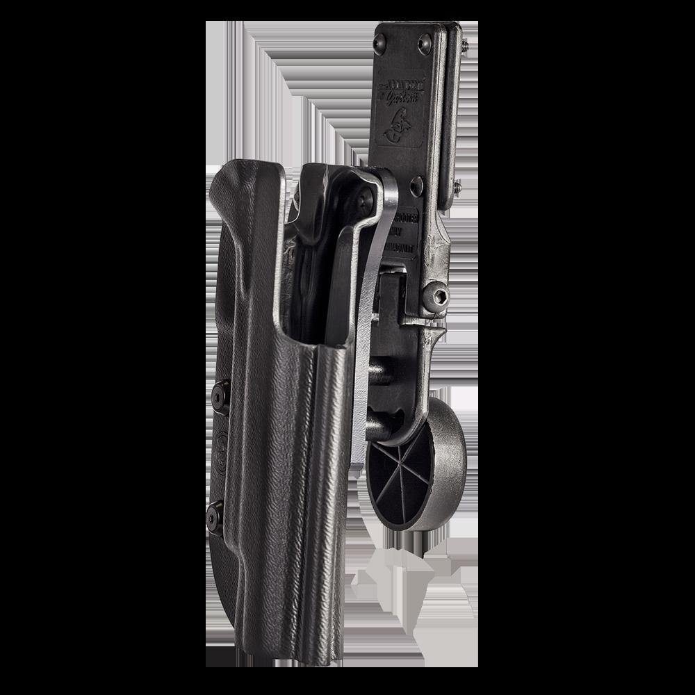 The thunder is suitable. Pistol clipart gun holster