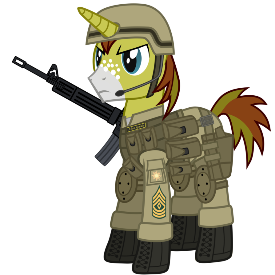 Pistol clipart gun holster. First sergeant allen sparkle