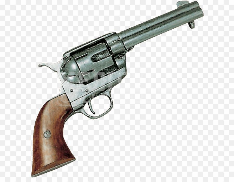 Png revolver firearm download. Pistol clipart peacemaker colt