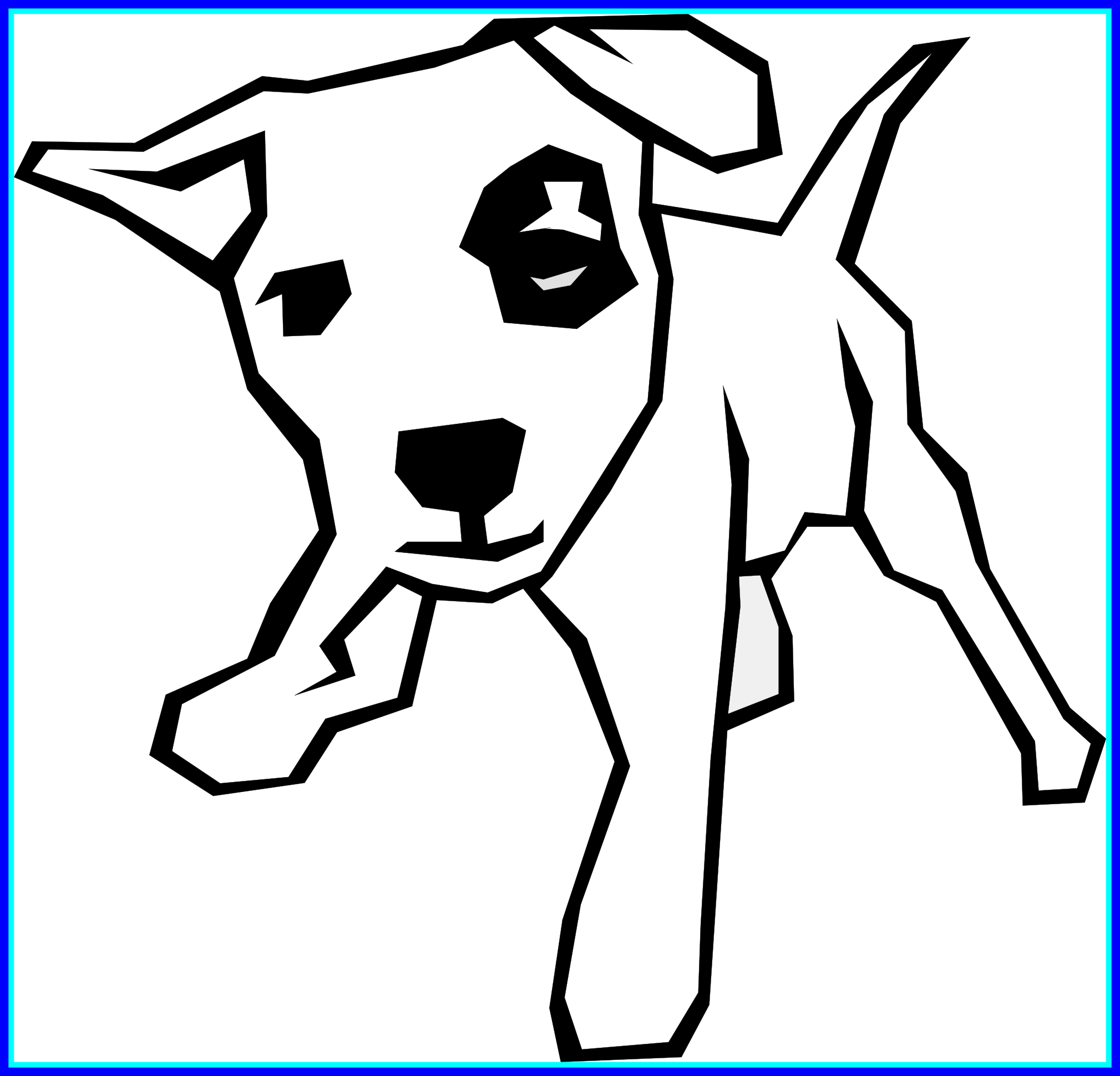 Pitbull clipart angry. Astonishing outline pencil and