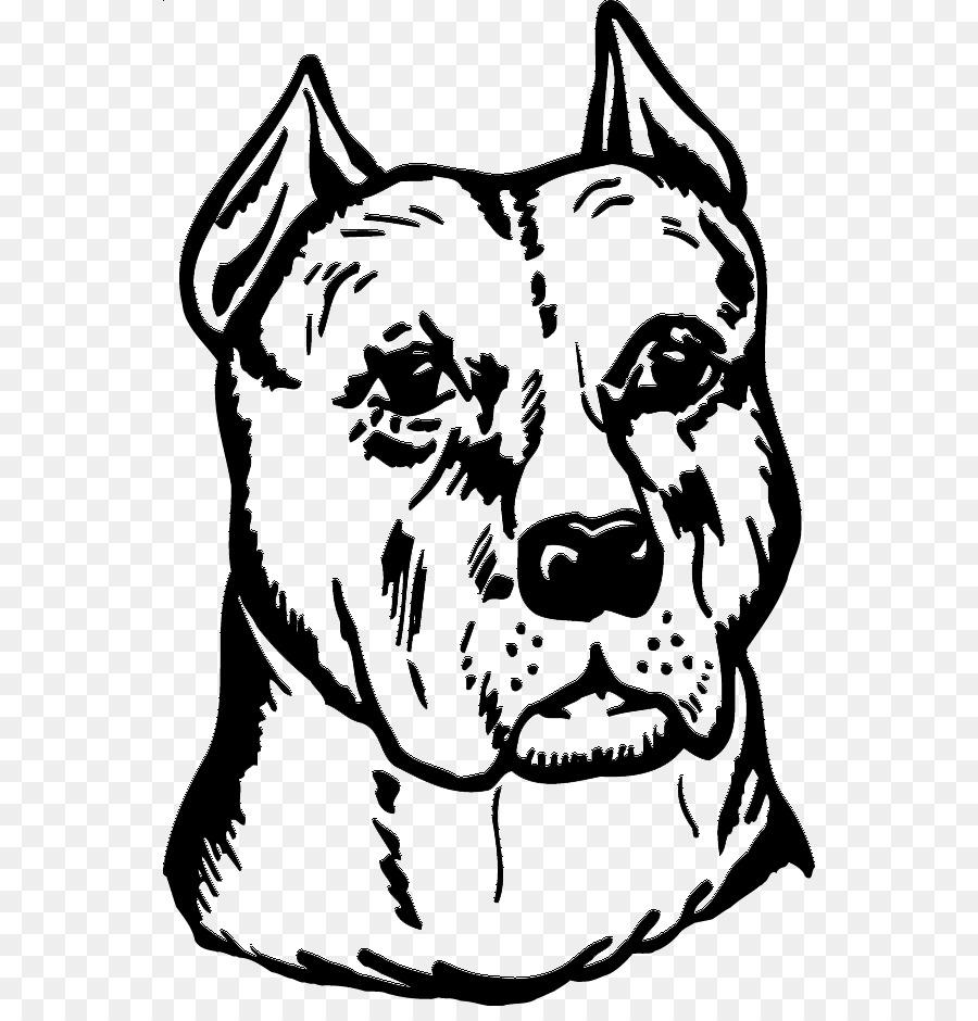 X free clip art. Pitbull clipart angry