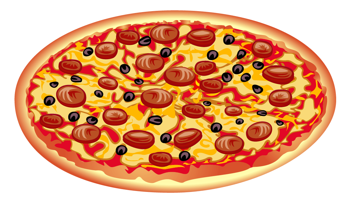Pepperoni transparent png stickpng. Clipart pizza