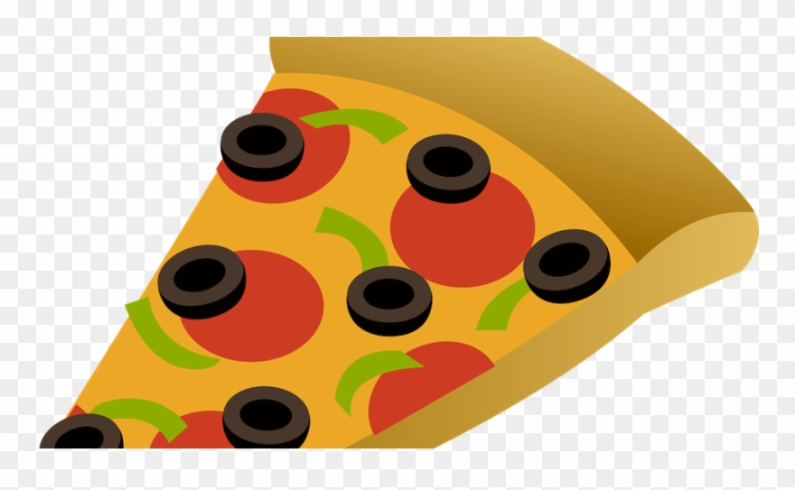 Pizza clipart animated. Slice of pinclipart