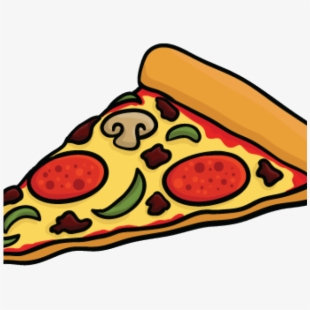 Free of cliparts silhouettes. Pizza clipart food