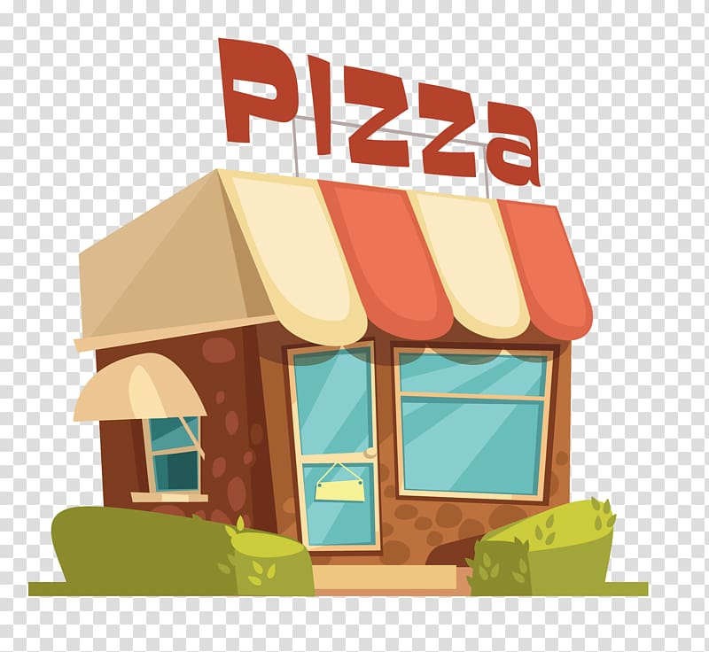 Pizza clipart pizza shop. Fast food italian cuisine