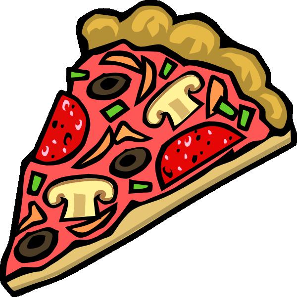 Pizza clipart soda. Clip art at clker