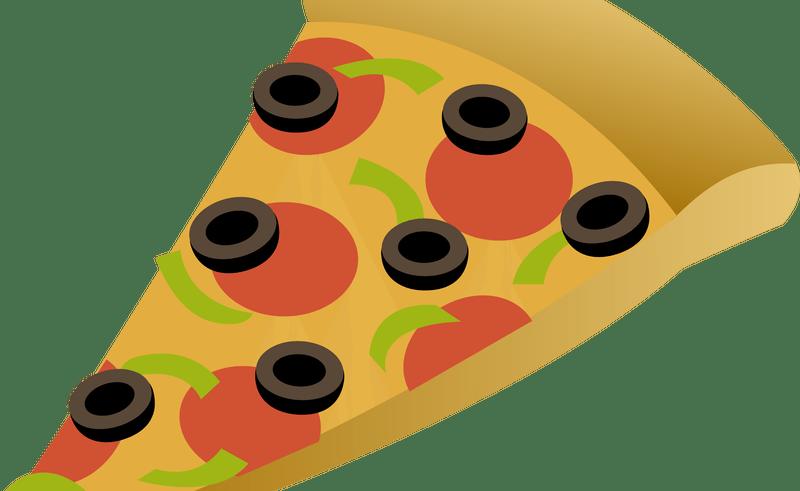 Mustache clip art for. Retro clipart pizza
