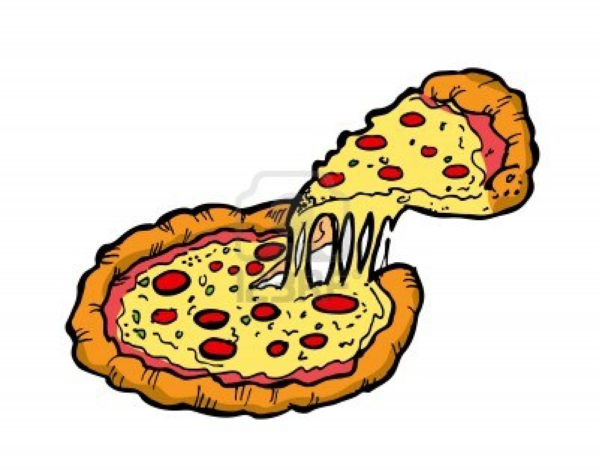 Clipart pizza. Richmond free library pizzaclipart